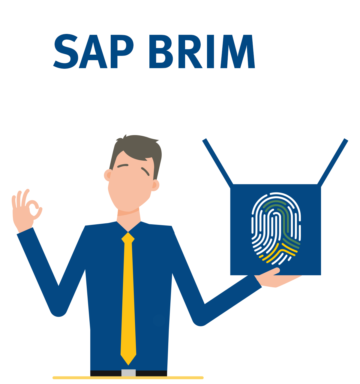Your benefits with SAP BRIM